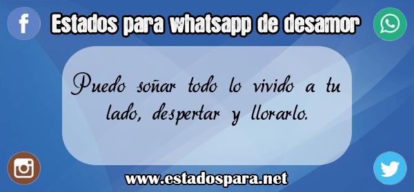 estados para whatsapp de desamor 2