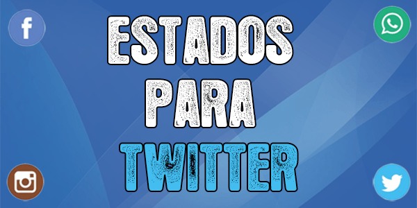 Estados para Twitter