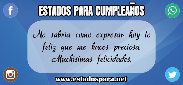 Felicitaciones Frases Y Mensajes De Cumpleaños Originales