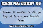 Estados para whatsapp 2017 2