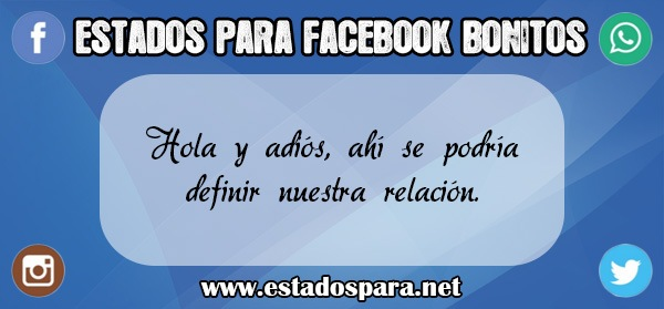 Estados para facebook bonitos 2