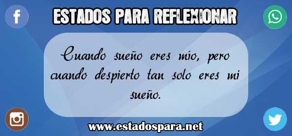 Estados Para Reflexionar Whatsapp Facebook Instagram
