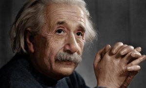 10 frases geniales de Albert Einstein